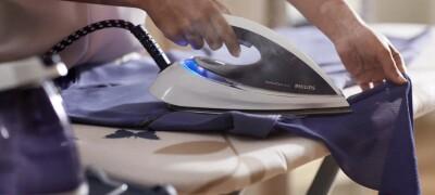 Как правильно гладить белье