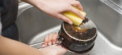 Способы очистки посуды из нержавеющей стали