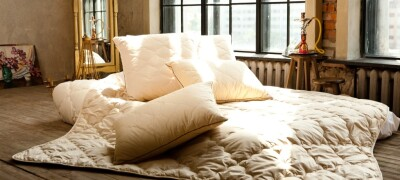 Особенности одеяла из верблюжьей шерсти