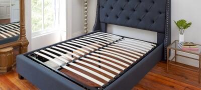 Как сделать каркас для кровати своими руками
