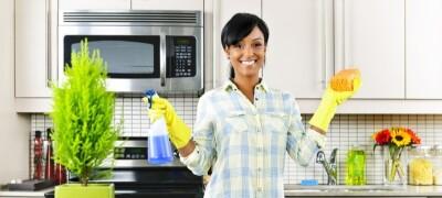 Правила ухода за кухонной мебелью