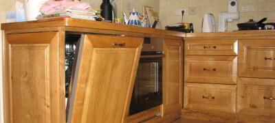 Шкаф для посудомойки своими руками