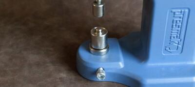 Станок для установки кнопок и люверсов
