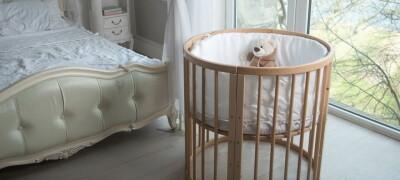 Особенности круглой кроватки трансформера для новорожденных