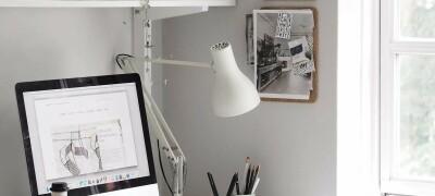 Описание и выбор полок над столом