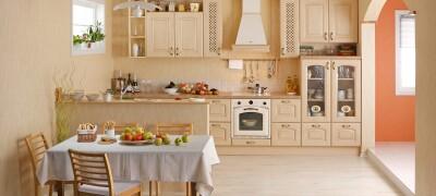 Как правильно выбрать материал для кухонного гарнитура — какой лучше