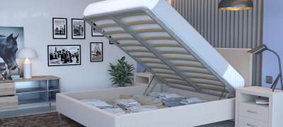 Пошаговая инструкция по изготовлению кровати с подъемным механизмом