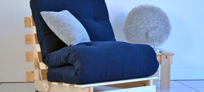 Как сделать кресло кровать