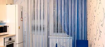 Обзор и описание штор лапша
