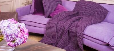 Как связать покрывало спицами на кровать