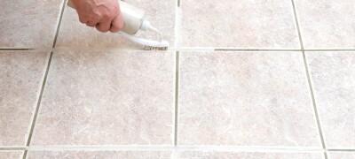 Чем и как очистить швы между плиткой на полу в ванной или кухне