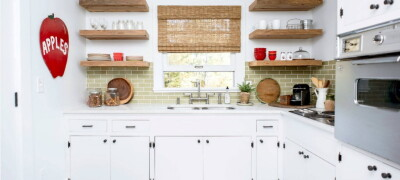 Полки на кухню своими руками