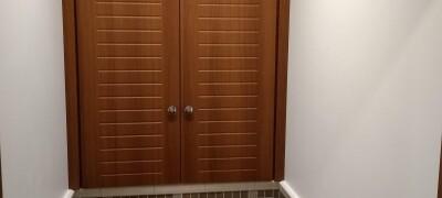 Изготовление полок или шкафа в туалете своими руками