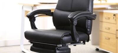 Сборка компьютерного и офисного кресла