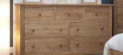 Особенности комодов для спальни