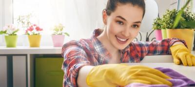 Как убрать квартиру быстро и чисто