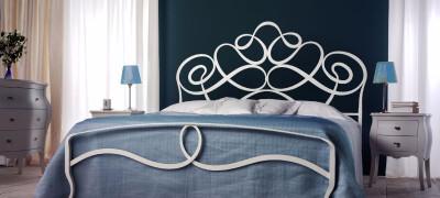 Кованые кровати – описание, изготовление и примеры размещения