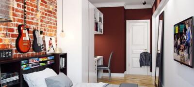 Особенности комнаты для мальчика подростка