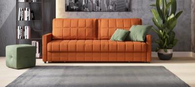 Особенность механизма тик-так в диване