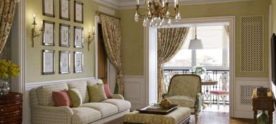 Особенности мебели в английском стиле