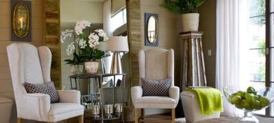 Использование зеркал в интерьере квартиры или дома