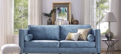 Размеры диванов по типам и стандартах
