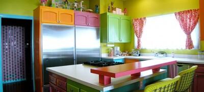 Правила выбора мебели по цвету