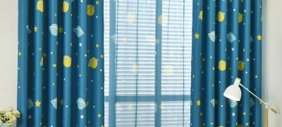 Детские шторы для мальчика