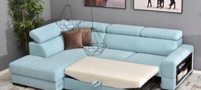 Рейтинг 10 лучших диванов для сна на каждый день