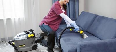 Способы очистки мягкой мебели в домашних условиях