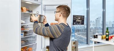 Что будет, если поставить горячее в холодильник