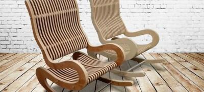 Как сделать кресло из фанеры своими руками