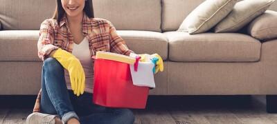 Очистка мягкой мебели в домашних условиях