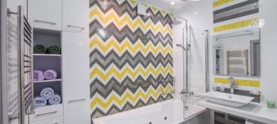 Как выбрать стеклянную шторку для ванной и какие бывают виды
