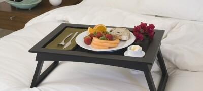 Изготовление и описание столика для завтрака