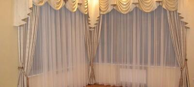 Применение и выбор ламбрекенов в интерьере комнаты