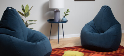Пошаговая инструкция пошива кресла-мешка своими руками