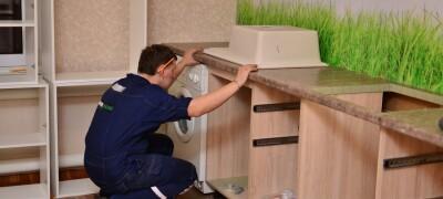 Сборка и монтаж кухонного гарнитура своими руками