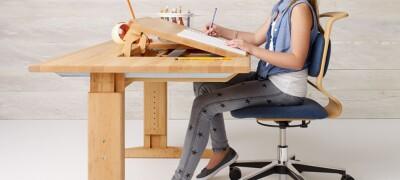 Стандартные ширина и высота письменного стола