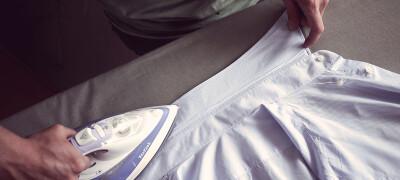 Правильная глажка рубашек