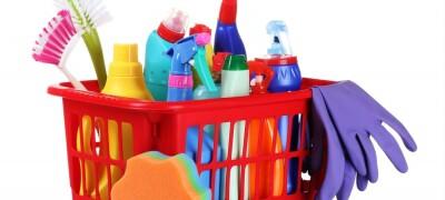 Обзор чистящих и моющих средств