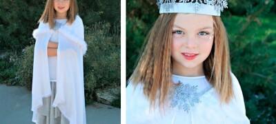 Идеи оригинальных детских нарядов для девочек