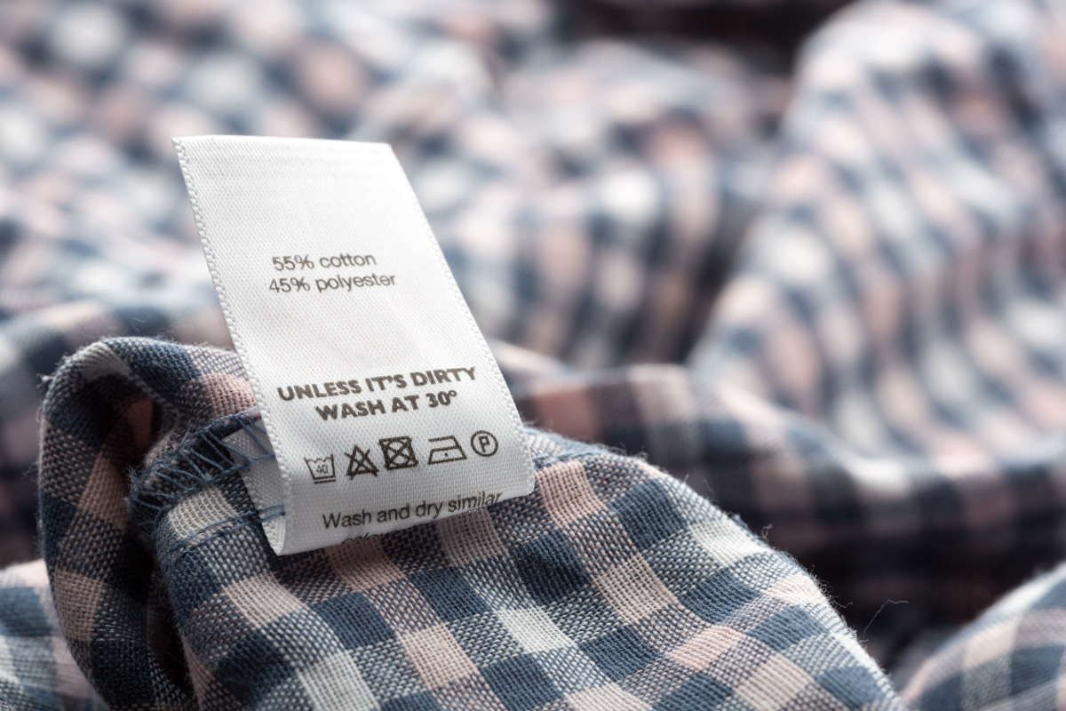 бирки на одежде