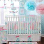 бортики в кроватку для новорожденных идеи