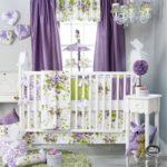 бортики в кроватку для новорожденных дизайн