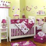 бортики в кроватку для новорожденных идеи дизайн