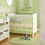 бортики в кроватку для новорожденных идеи дизайна