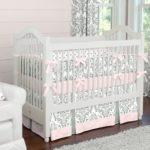 бортики в кроватку для новорожденных фото декор