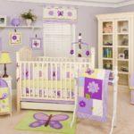 бортики в кроватку для новорожденных фото декора