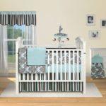 бортики в кроватку для новорожденных идеи декора